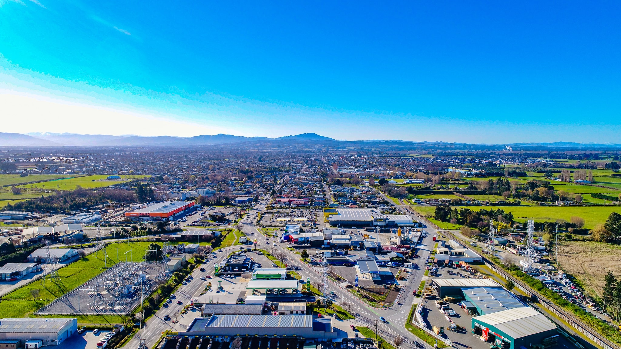 Get MoMac to do your drone photography in Canterbury