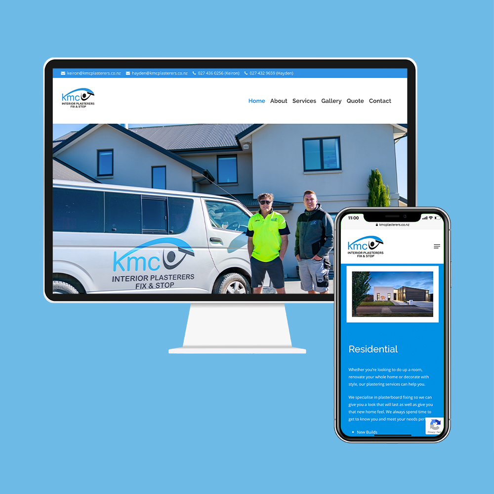 Get professional websites developed by the web designers in Christchurch at MoMac
