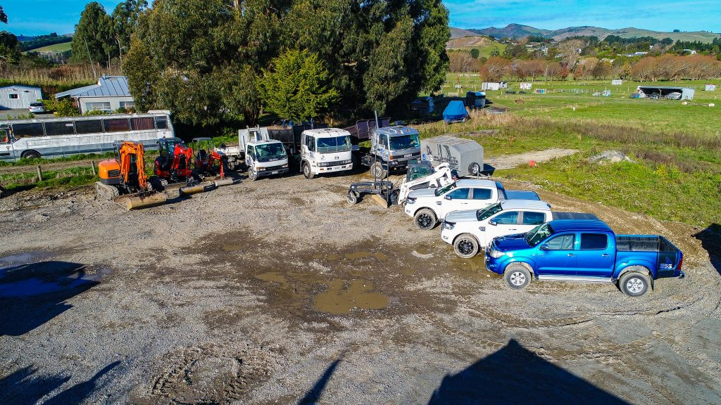 SNS Contracting had their drone photography done by the team at MoMac
